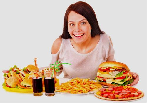 несбалансированное питание