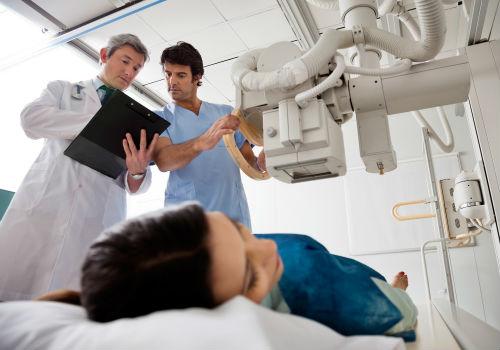 рентгенография перед госпитализацией пациента