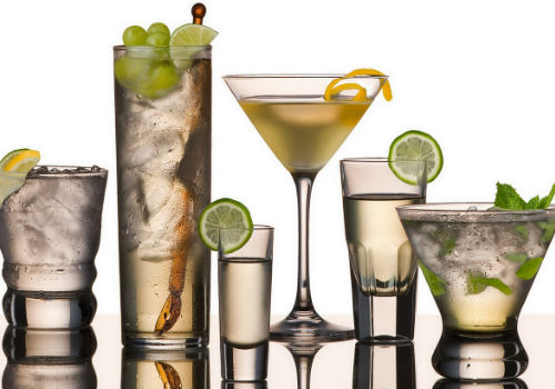 алкогольные коктейли