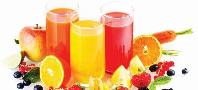 фруктовые и ягодные напитки