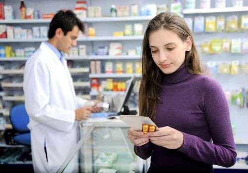 выбор медикаментов