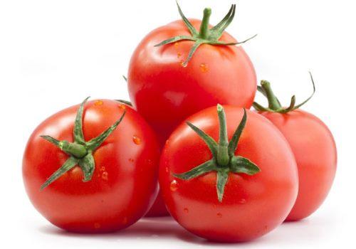 зрелые томаты