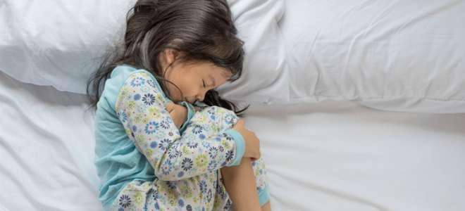 острая боль у ребёнка