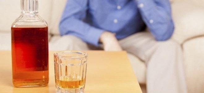 тяга к спиртному